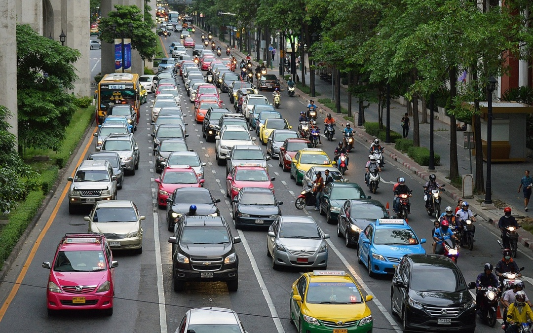 Traffic Air Pollution Directly Damages DNA In Children, Research Finds.